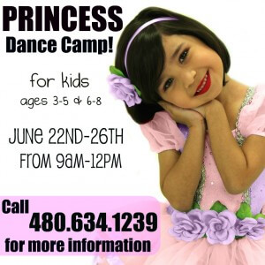A week full of ROYAL FUN! Dancers dress up like princesses and play games, make crafts and of course DANCE along to their favorite princess tracks such as Ariel, Belle, Cinderella, Rapunzel and Elsa &Anna $150 FOR THE WEEK. CLASS SPACE IS LIMITED SO REGISTER TODAY!